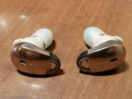 ソニーのワイヤレスヘッドフォン「WF-1000X」