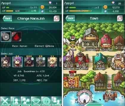 『Warrior Tales Fantasy(ウォリアーテイルズファンタジー)』:解放も素材だから進化感覚で増える。