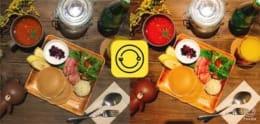 フード専用カメラアプリ『Foodie』