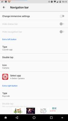 おすすめはアプリを起動できる「Launch app」