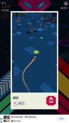 プレイのどこが動画化されるかは一定しないが、カッコいいプレイが動画化される印象だ。