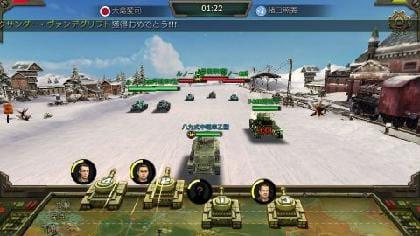 戦車物語 - 世界征服_4
