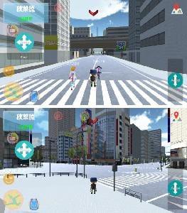日本の有名都市を再現!