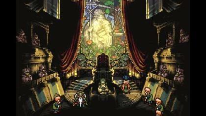 絵を見ただけで「王国裁判」のBGM脳内再生余裕でした。