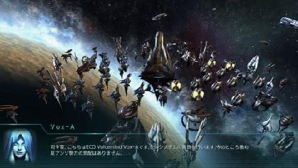 のっけから大ピンチの図。作り込まれた戦艦グラを見て欲しい。