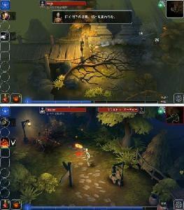 基本はゴールを目指して敵を蹴散らしていくステージ式のアクションRPG。