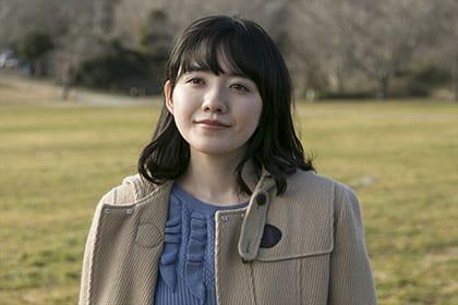 ヒロイン役の小島藤子