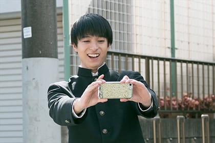 主人公の友達役にはDa-iCE(ダイス)の和田颯(はやて)