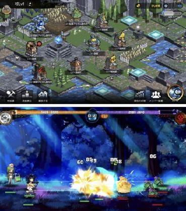 村の拡張や他プレイヤーへの挑戦など、やり込み要素満載!