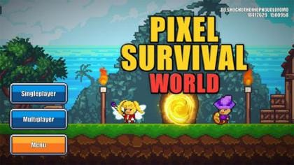 Pixel Survival World_2