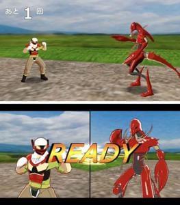 日本のお米を、農業を守るため、怪人たちを打倒せ!