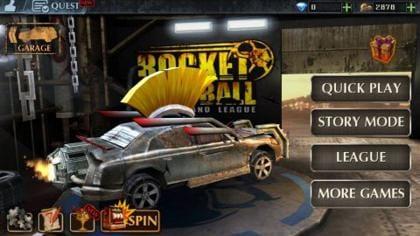 ロケットボール - Rocket Car Ball_1