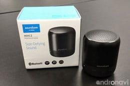 完全防水Bluetoothスピーカー「Soundcore Mini 2」