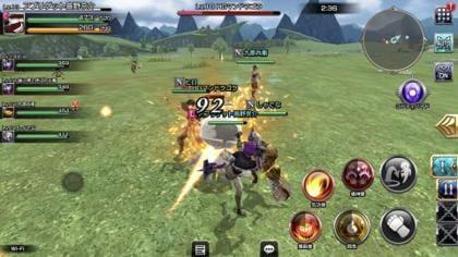 他ユーザーと一緒に戦うのが楽しい。戦いたい。