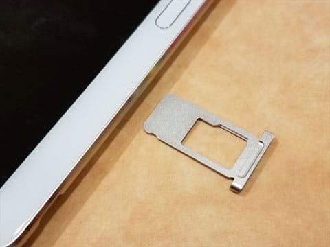 microSDメモリスロット