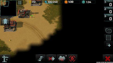 とにかく歩兵ユニットを手早く生産!偵察に繰り出そう。.jpg