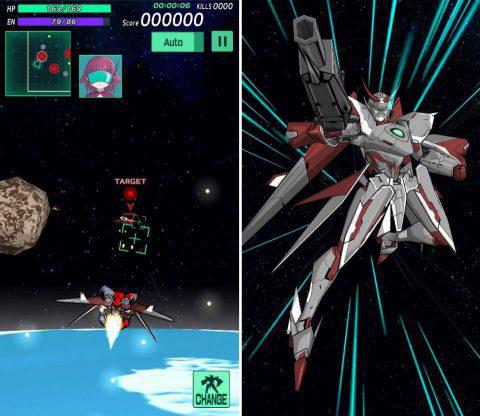 戦闘機形態で接近してロボット形態でトドメの一撃!.jpg