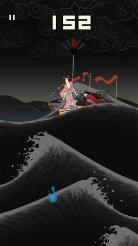壇ノ浦ステージは「源平討魔伝」や「月風魔伝」のようなおどろおどろしさ!ステージ毎に趣向が凝らされているのだ。.jpg