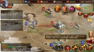 一見「FF15 新たなる王国」などのよくある戦略シミュレーションに見えるが、短期間でハイテンポに戦うという他に類を見ない作品だ!.jpg
