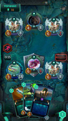 敵カードを全滅させれば勝利!カードはプレイヤーを守る壁なんかではないのだ。.jpg