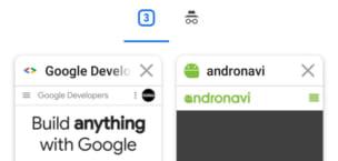 【FAQ】『Chrome』のタブ表示をタイル状にする方法があると聞きました!設定を教えて下さい