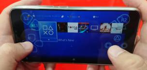 スマホからPS4がリモートで遊べる!『PS4 Remote Play 』