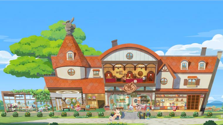 お店の全体像