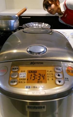 5周年企画~番外編~:炊飯器